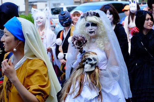 Kawasaki Halloween parade 2014 46