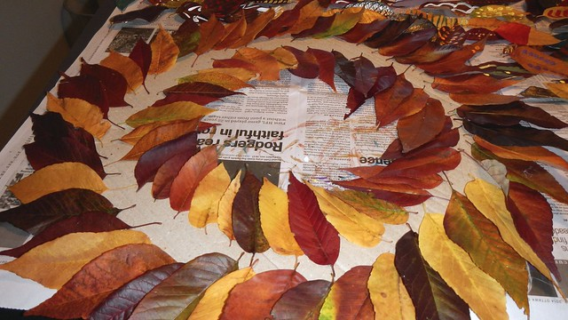 Fall Leaf Wreath 17