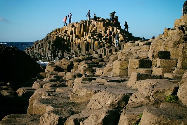 Leaning Basalt Formation
