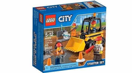 LEGO City 60072