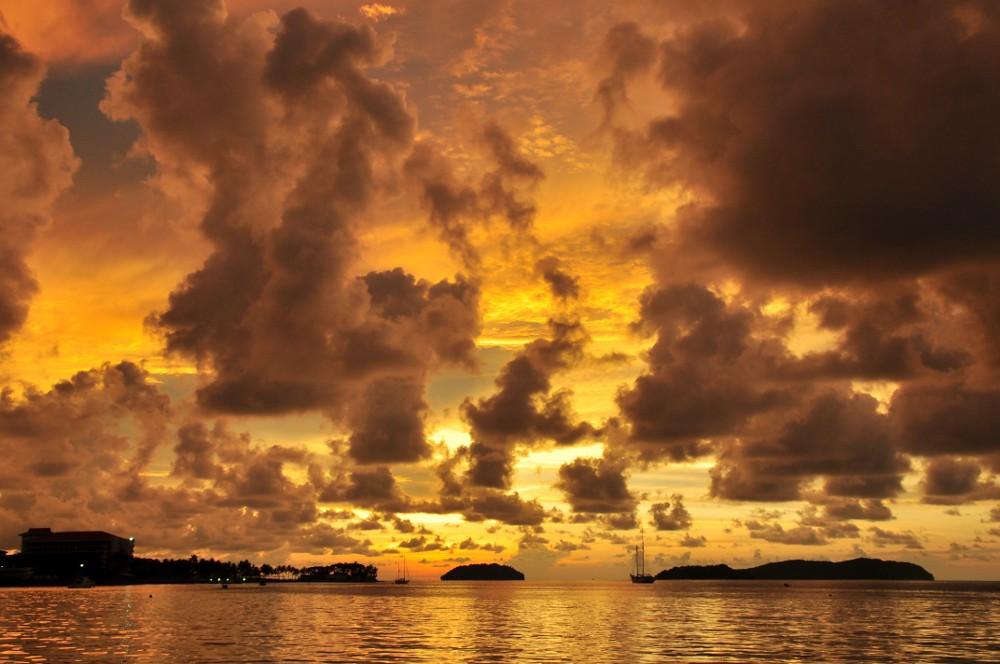 Good Evening Kota Kinabalu!