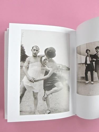 Sebastien Lifshitz, The Invisibles. Rizzoli International Publications 2014. Design: Isabelle Chemin. Pag. [120 e 121] (part.), 1