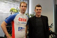 Petr Čech investičně vstupuje do cyklistiky
