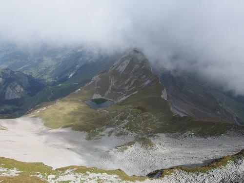 Lac du Mont Charvin @ Arête du Lac @ Hike to Mont Charvin