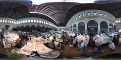 Athens fish market in 360 degrees | #TBEX