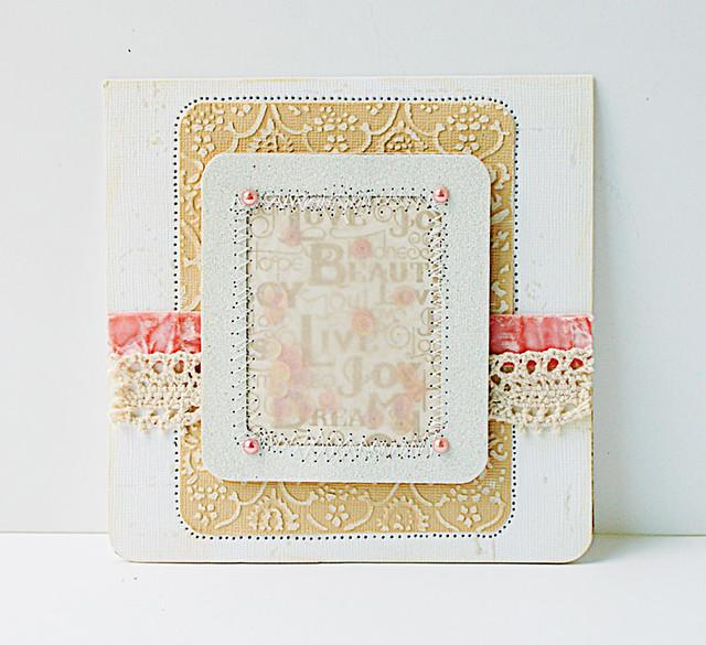 Shaker-card
