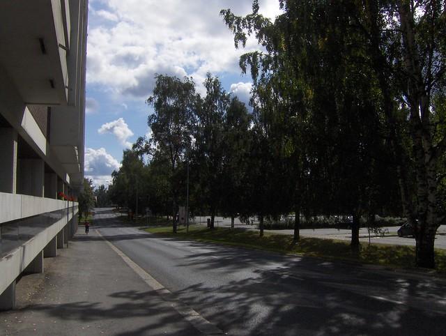 Hämeenlinnan moottoritiekate ja Goodman-kauppakeskus: Työmaan lähtötilanne 4.9.2011 - kuva 4