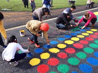 Parchester Park Build Day 10.25.14