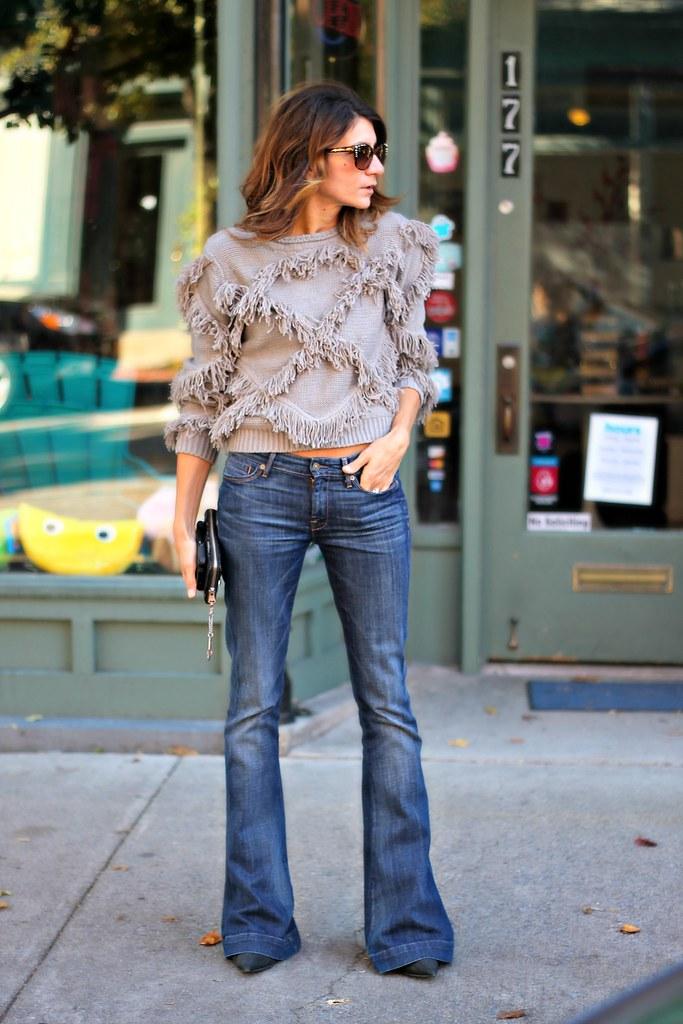 IMG_7020, fringe, fringe sweater, choies, 7FAM, flares, flared jeans