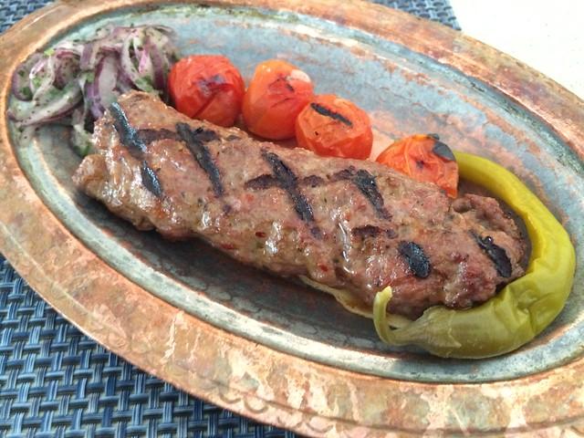 Adana kebab - Zaytinya