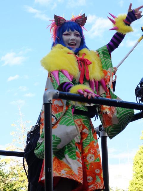 Kawasaki Halloween parade 2014 107