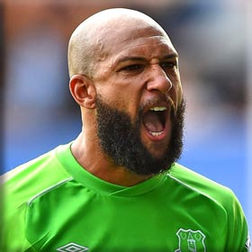 Picture of Tim Howard