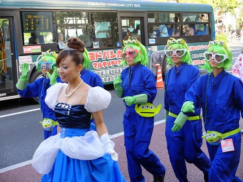 Kawasaki Halloween parade 2014 113