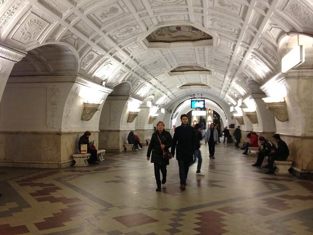 121 - Belorusskaya