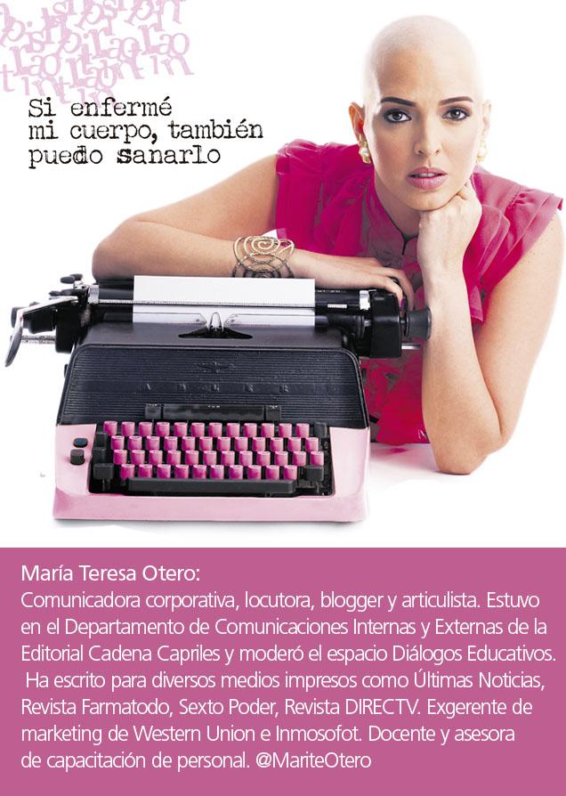 Maria Teresa Otero