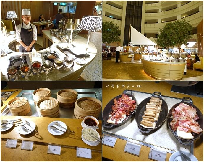 14 香格里拉台南遠東國際飯店醉月軒 cafe 茶軒 餐飲