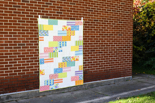 Dreamin' Vintage Side Braid Quilt