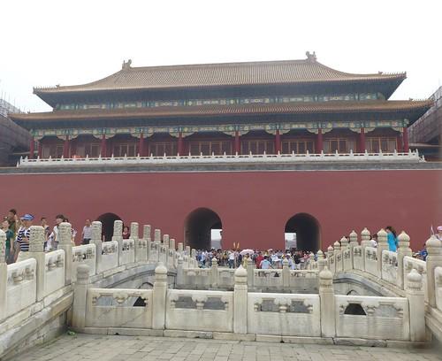 Beijing-Cité Interdite-Porte du Midi (8)