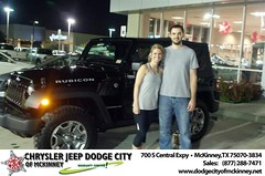 #HappyBirthday to Joseph  Davis from Bobby Crosby at Dodge City of McKinney!