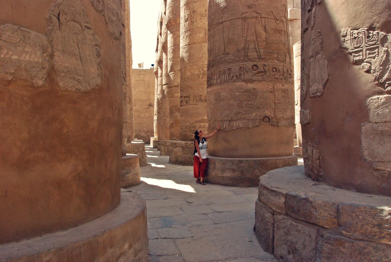 Luksor Karnak Tapınakları