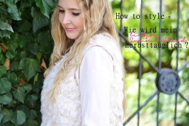How to style Sommerkleid Eugli Banner