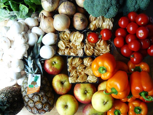 Market haul 29 September, 2014