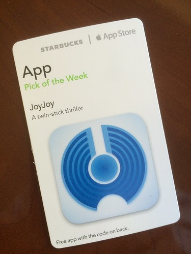 Starbucks iTunes Pick of the Week - JoyJoy