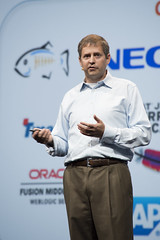 Cameron Purdy, JavaOne Strategy Keynote, JavaOne 2014 San Francisco