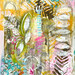 Art Journal Page - Sanibel by Roben-Marie
