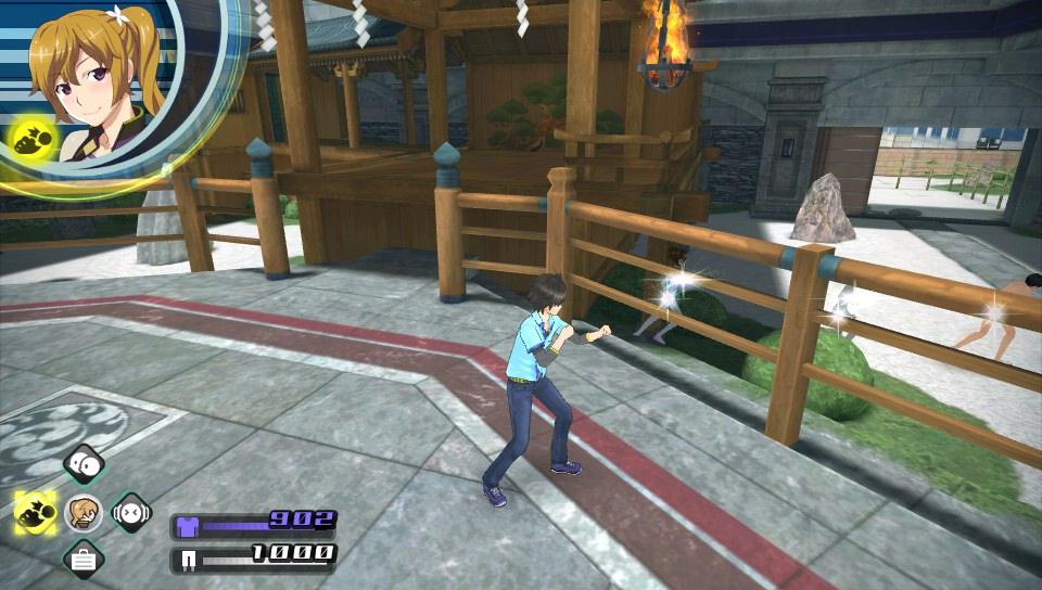 Akibas Trip Undead Undressed 9