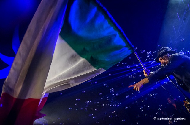 Grand Soufflet 2014 - Luca Bassanese & Tarentella Circus Orchestra
