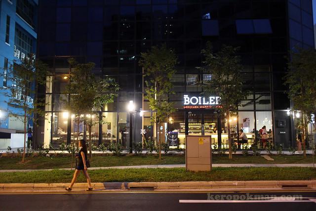 The Boiler, Singapore
