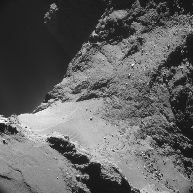 Comet 67P on 18 October - (D)