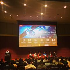 MIT VLaB - big data from space event