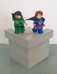 Lego X-Ray and Vav