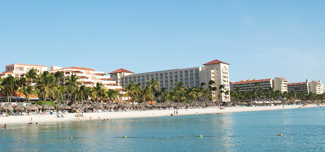 Aruba Onde ficar