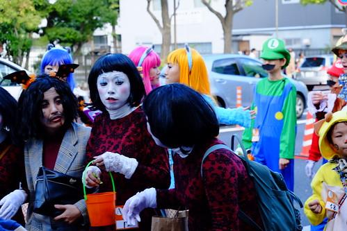 Kawasaki Halloween parade 2014 09