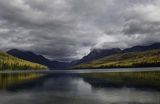 Bowman Lake, MT 2014