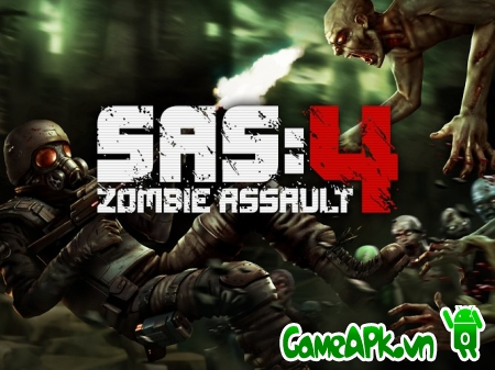 SAS: Zombie Assault 4 v1.1.0 hack tiền cho Android