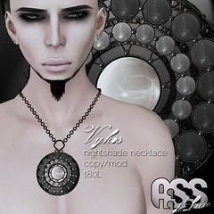 A:S:S deLuxe - Vykos necklace
