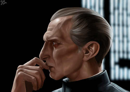 Grand Moff Tarkin by de prime
