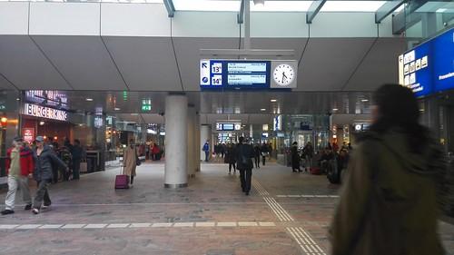 Station Rotterdam - Huawei Ascend P7