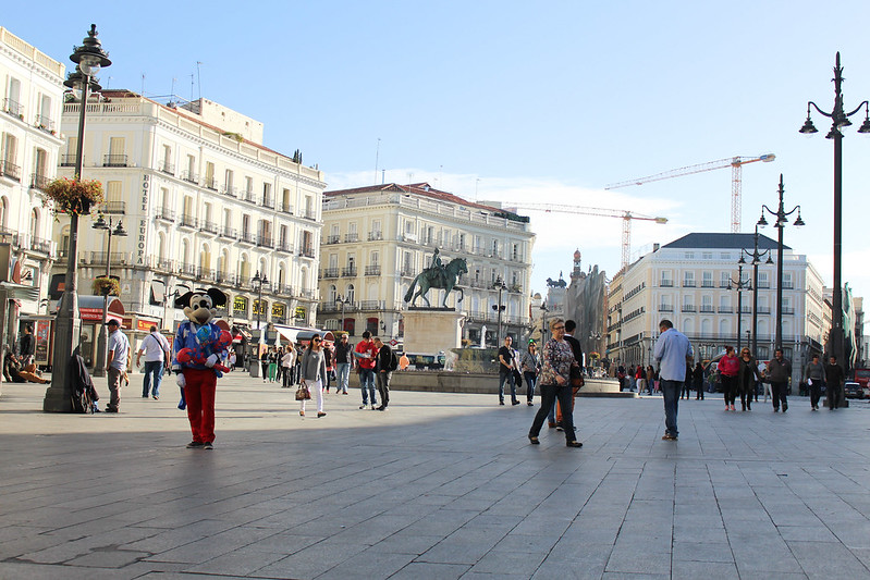 Hotel Madrid Gunstig