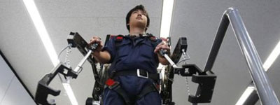 Japan embraces future of robot care