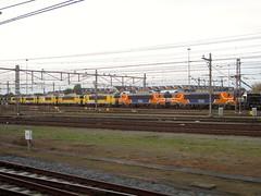 Husa 1619 en 1621, Railmotion 1607, 1618, 1617, 1608 en 1620 te Amersfoort, 26-10-14