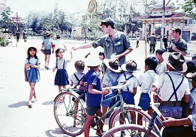 TUY HOA 1969-70. Photo by Henry Kalohi