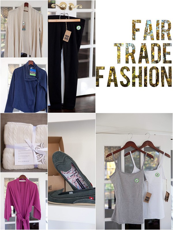 Fair Trade Fashion – Review and an Awesome Giveaway!