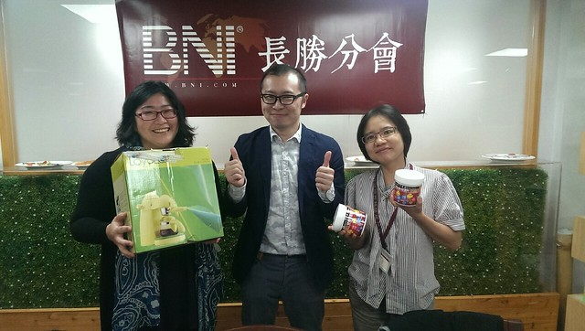 BNI長勝分會20141028