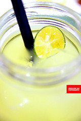 Calamansi With Lime Drink
