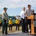 Interior and Agriculture Secretaries - Wildfire Season Announcement